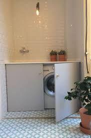 Resultado De Imagen De Lavadero Integrado A La Cocina Laundry