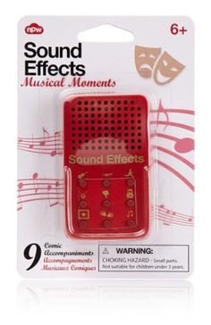 $8.85 - Mini Sound Effects Musical Moments NPW