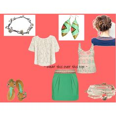 Outfit of the week!, created by brittanylovey on Polyvore