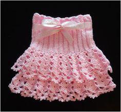 Różowa spódniczka dla dziewczynki - Fantazja-handmade - Spódniczki dla dziewczynek