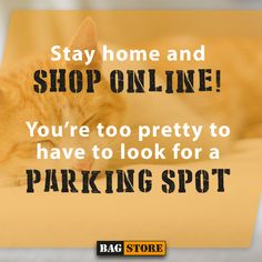 """""""Stay home and SHOP ONLINE! You are too pretty to have to look for a parking Spot! Online Shopping, That Look, Pretty, Net Shopping"""