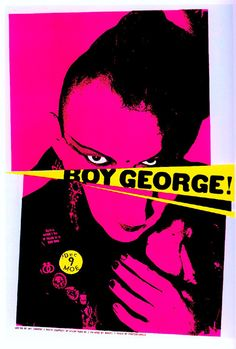 Art Chantry, Boy George