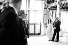 Jaime and Chris — A wedding at the ClockBarn