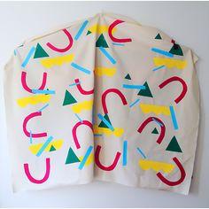 Screen printing shapes - Gemma Patford