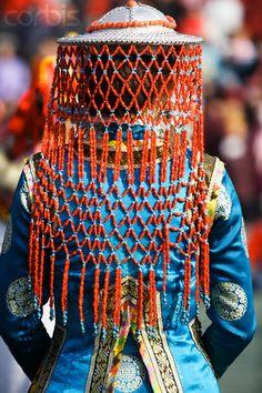 Mongolian Traditional Dress | © Yang Liu/Corbis
