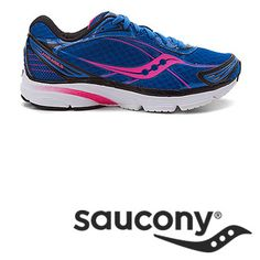 And the much anticipated Saucony Mirage 2. Love the colors!