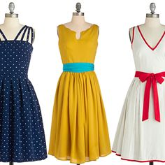 ModCloth collection of user-submitted designs.  http://style.mtv.com/2012/05/24/modcloth-make-the-cut-collection/?xrs=share_twitter
