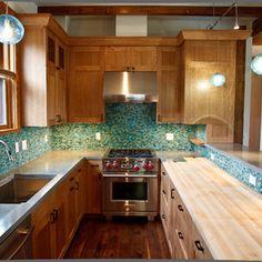 teal tile backsplash design ideas pictures remodel and decor more