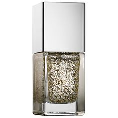 Givenchy Beauty Fall 2014 Collection Le Vernis Intense Color Nail Lacquer Parure Scintillante Glittering top coat