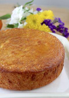 Sicilian Orange Cake (Using an Entire Orange: Peel, Juice and Pulp) - Christina's Cucina