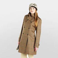 Tottie Zeena Country Tweed Jacket - Ladies | We &lt3