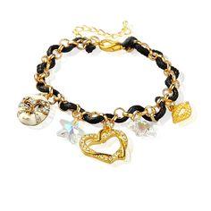 PandaHall Jewelry—Trendy Golden Color Wax Cord... | PandaHall Beads Jewelry Blog