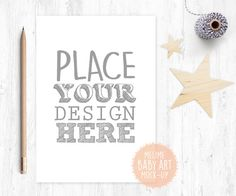 Styled Photography Mock Up Neutral 5x7 Card Mockup by MockUpStudio