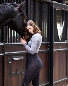 My two loves, Gee & 🖤 Equestrian Chic, Equestrian Girls, Equestrian Outfits, Mode Gossip Girl, Erin Williams, Vaquera Sexy, Horseback Riding Outfits, Hot Country Girls, Sexy Cowgirl