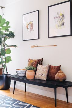 Knowing the style, colors, textures and materials you want to bring into your home, and sticking with them, will help you avoid decorating missteps.