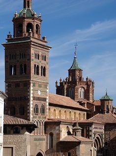 Catedral de Santa María de Mediavilla, Teruel -Spain