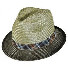 Bailey Tennessee Fedora Hat available  Villagehatshop Straw Fedora e751806d0da
