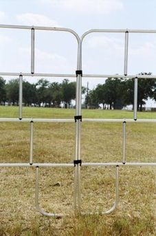 Hold Your Horses, lightweight portable corral panels for travel