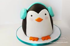 """Search Results for """"penguin"""" – Renee Conner Cake Design Creative Cake Decorating, Birthday Cake Decorating, Creative Cakes, Candy Birthday Cakes, Candy Cakes, Wave Cake, Penguin Cakes, Pinata Cake, Cake Toppings"""