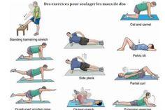 8 exercices pour renforcer votre dos et réduire les maux de dos