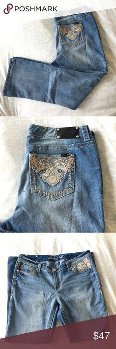 🔥Seven 7 designer jeans 18 x 32 Seven 7 designer jeans 18 x 32 Seven7 Jeans Straight Leg