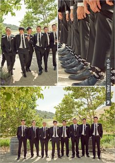 looks for the groom and his men | CHECK OUT MORE IDEAS AT WEDDINGPINS.NET | #bridesmaids