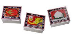 あのレトロデザインが素敵な燕印、象印、桃印の国内最大手マッチ製造会社が撤退