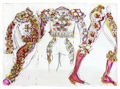 Christian Lacroix  Premier regard sur la haute couture taurine | Observatoire National des Cultures Taurines