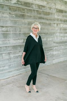 Blogging is fun, but it's even more fun when you get to blog with your daughter. Just ask Britta Higgins. Britta is the mom half of the mother- daughterduo behind the popular lifestyle blog, By Way of Berlin. For the last year the 58- year- old fashionista and her 23-year old daughter, Nina have been...