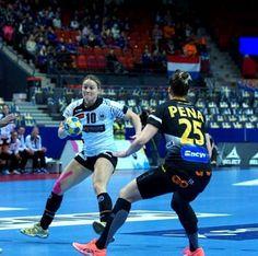 """Handball EM 2016: Deutschland mit """"Entwicklungs-Remis"""" gegen Spanien » Handball EM 2016 Schweden - Hauptrunde:Deutschlands """"Ladies""""-Ausw ..."""