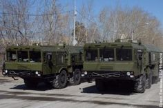 Грузия обвинила Россию в размещении «Искандеров» в Южной Осетии