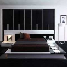 I soooo want this bed for our bedroom.
