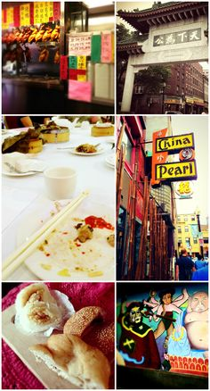 Boston Food Tours - Chinatown >> We just did this yesterday and it was really awesome! I would recommend it to anyone in or visiting Boston. We went to a BBQ place, a couple o bakeries, had some bubble tea and finished up with some Dim Sum, it was a great day! They also have it in the North End/Little Italy food tour, my sister did that one and also loved it! #Boston #Foodie