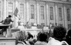 romanians protest Romanian revolution 1989 revolutia romana