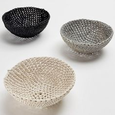Mini Seed Bowls