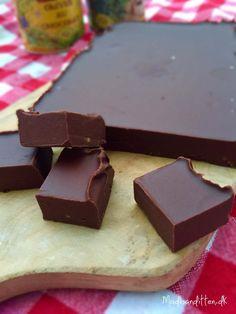 LCHF-julegodter: sukkerfri nougat