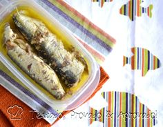 """Tested, Tasted and Approved: SARDINHA """"IN TIN"""" HOMEMADE"""