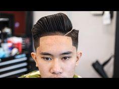 HAIRCUT TUTORIAL: HIGH TAPER FADE - YouTube