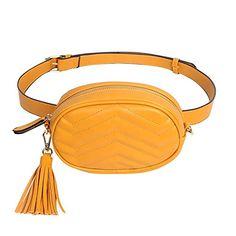 e7587fb8e953 TJEtrade Waist Pack for Women Running Belt Fashion Fanny Pack Bum Bag  Waterproof Running Belt,