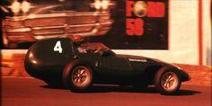1958 Tony Brooks, Vanwall