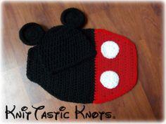 mickey mouse cape set