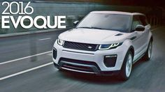 Awesome Land Rover 2017: 2016 Land Rover Range Rover Evoque HSE Dynamic Check more at http://24cars.top/2017/land-rover-2017-2016-land-rover-range-rover-evoque-hse-dynamic/