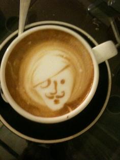 Pirate coffee