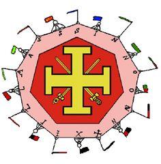 Communiqué de l'Ordre du Royal Secret : Allumage des feux de la loge «La Rose Occitane N°3″