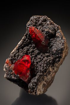 Rhodochrosite - Uchucchacua Mine, Oyon Province, Lima Department, Peru Size: 8.5 cm