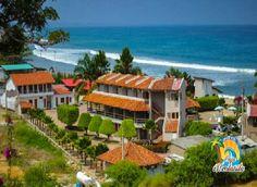 Hoteles montañitas Ecuador - Hotel baja Montañita