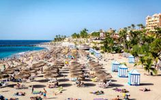 100 Hundred Thousand Extra Tenerife Tourists Can't be Wrong