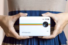 A velha Polaroid está de volta renovada, bonita e digital