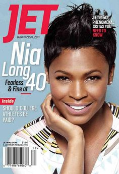 Nia Long - Jet March 21/28, 2011