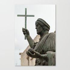 Italian sculpture Canvas Print